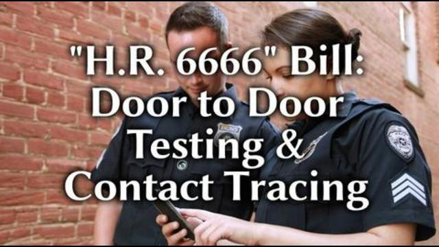 H.R. 6666: TRACE ACT (COVID-19 Testing, Reaching, And Contacting Everyone)